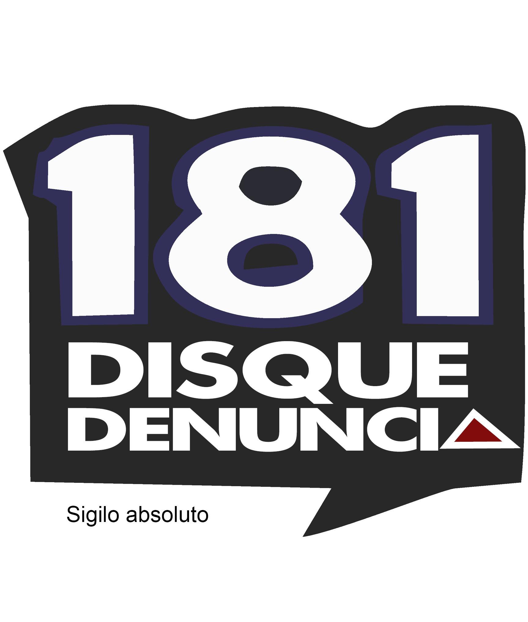 181 - Disque Denúncia Unificado